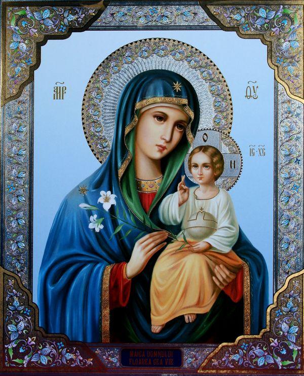 Икона Святой Девы Марии