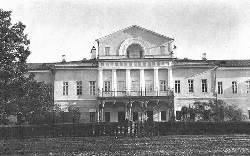 Усадьба алексино в смоленской области - архитектурный стиль.