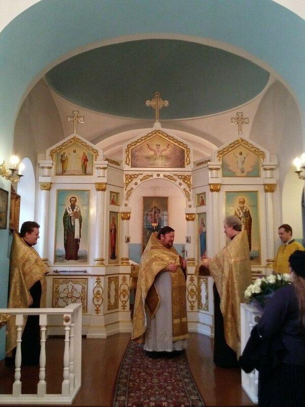 День ангела отца Владислава. 07.10.2017