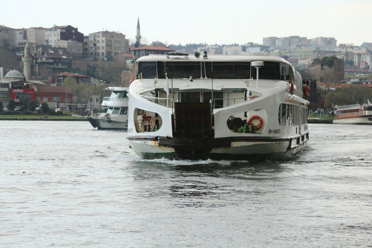 Стамбул. Парк Хаскёй (Hasköy Parkı)