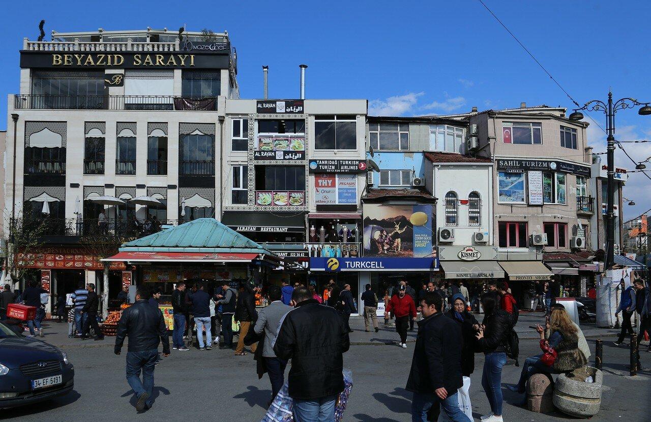 Istanbul. Around The Grad Market