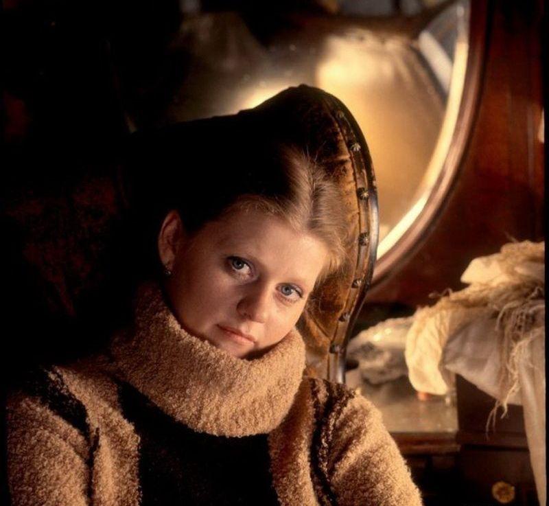 20 великолепных фотопортретов советских актрис от Владимира Бондарева (20 фото)