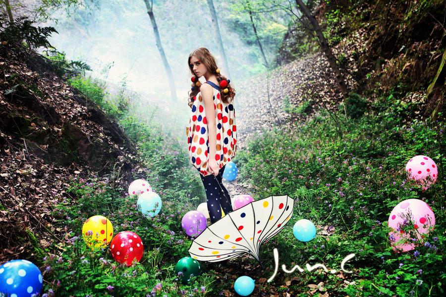 Романтичные фотографии JunS