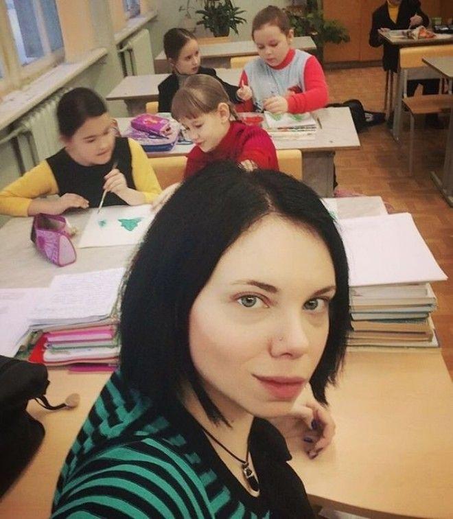 26-летняя Дарья работала учительницей рисования в одной из подмосковных школ. Она была вынуждена уво