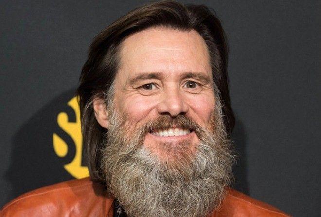 Джим Керри впервые сбрил бороду после трагедии с возлюбленной