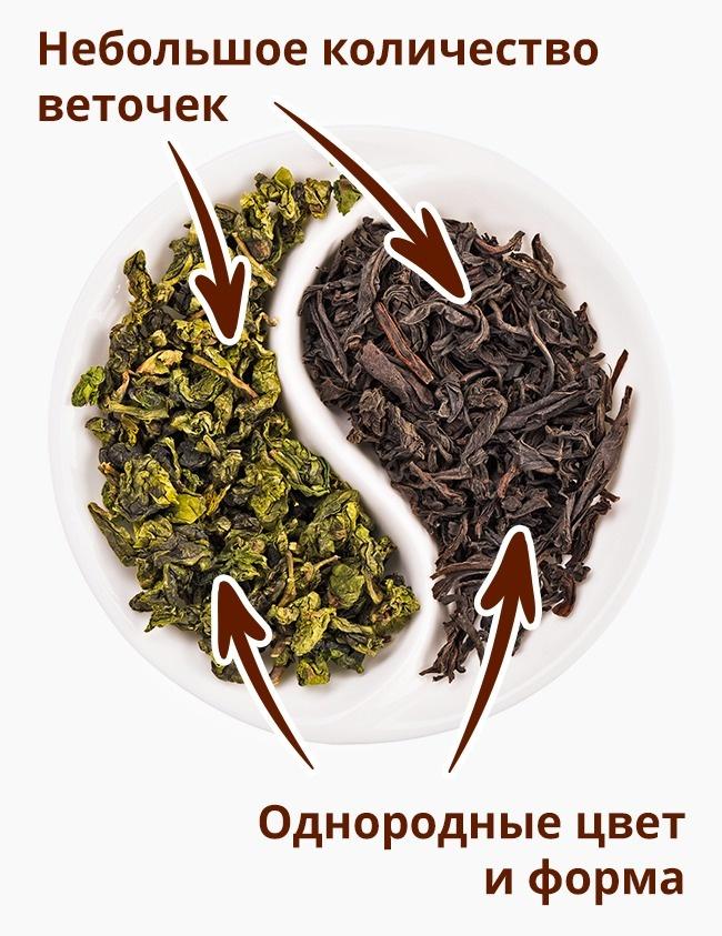 Несколько секретов, которые помогут избежать обмана при выборе чая (5 фото)