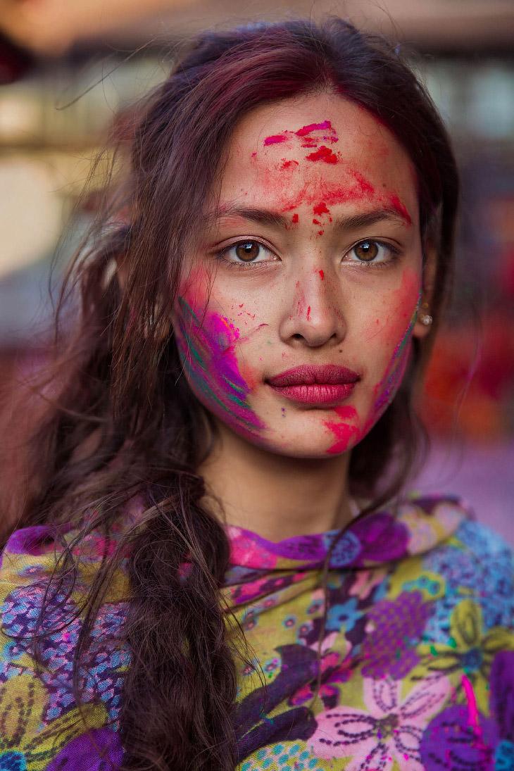 Атлас красоты: как выглядят женщины в разных странах (31 фото)