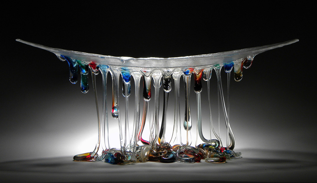 Dripping Glass Fusion