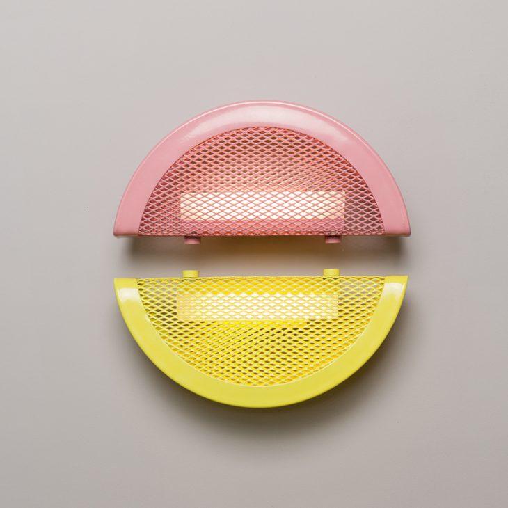 SLICE decorative wall light by Yuval Tzur