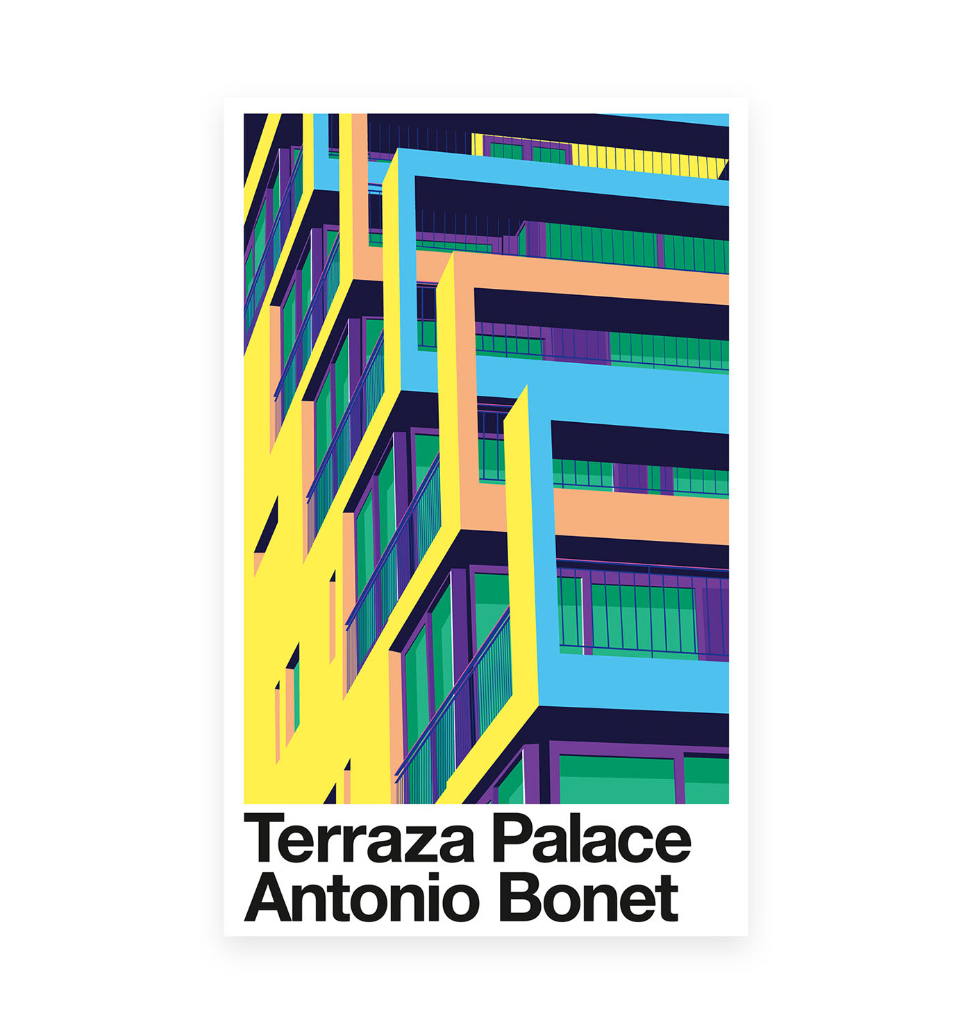 An Ode to Antonio Bonet by The 21 Night