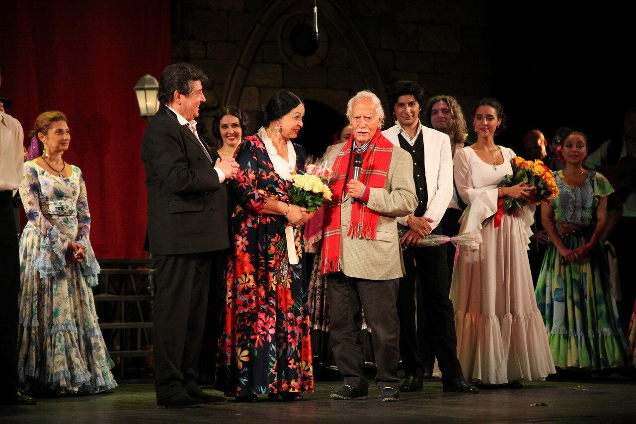 Театр РОМЭН, Колдовская любовь, 31.08.17