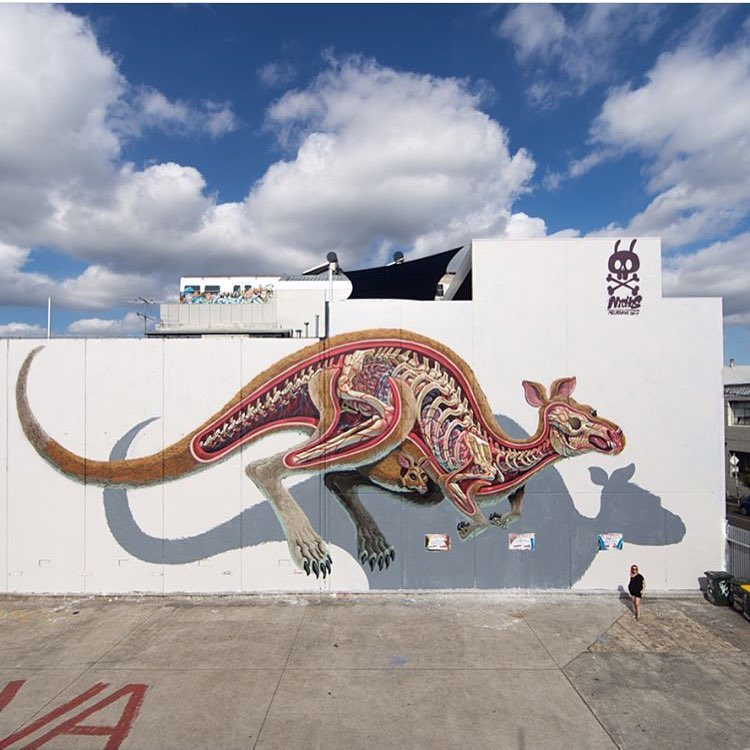 Streets: Nychos (Melbourne)