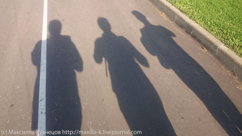 Трое в Коломенском, не считая Стаса