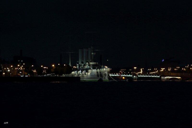Санкт-Петербург 2017 - Аврора