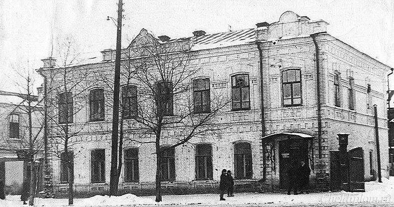 Дом Круглова