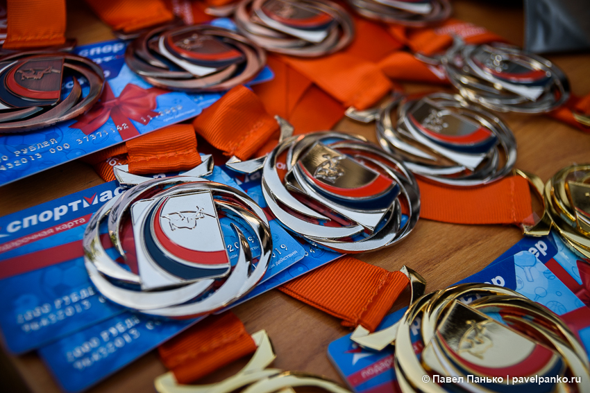 Соревнования по workout в Волгограде