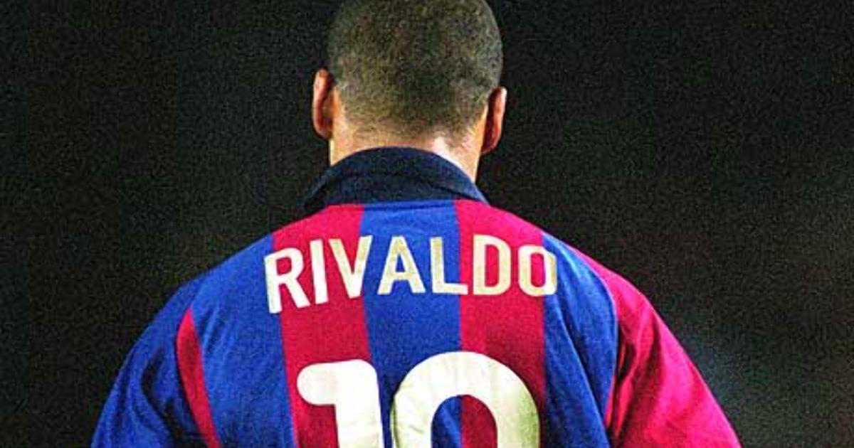 10 главных историй из жизни Ривалдо