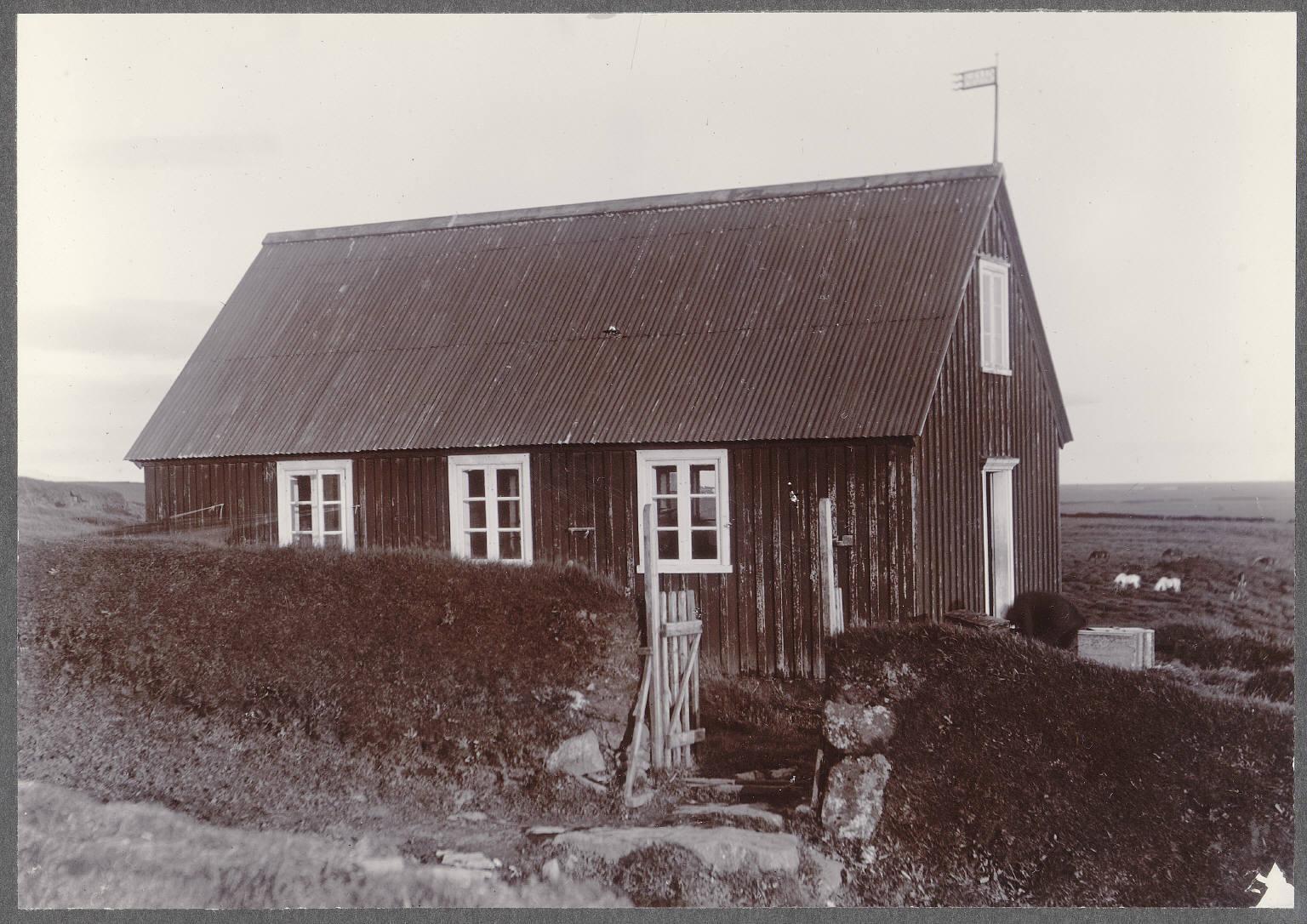 Церковь Штоульфшволла