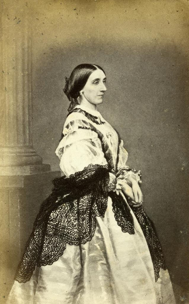 1860. Графиня Ильчестера
