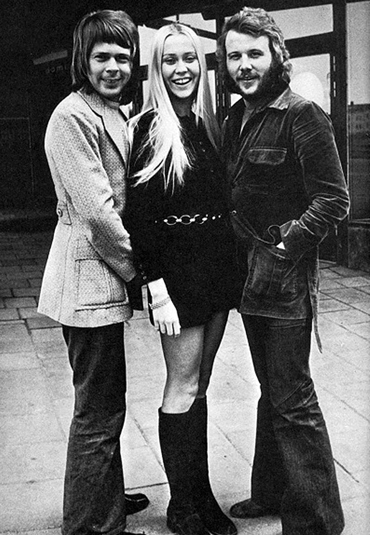 1968. «ABBA»