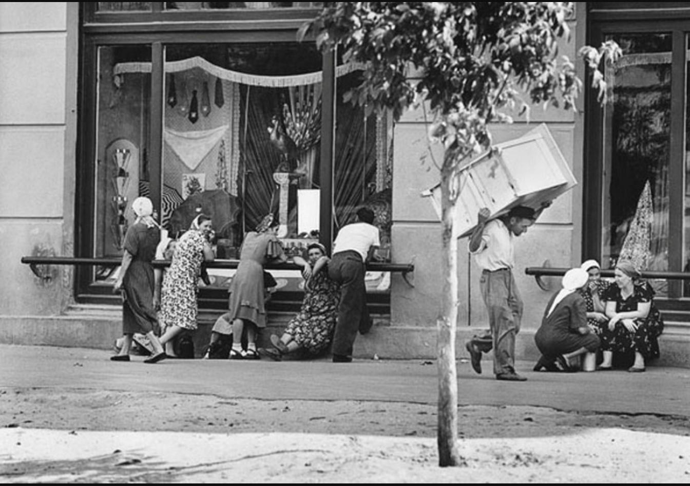Сталинград, 1955