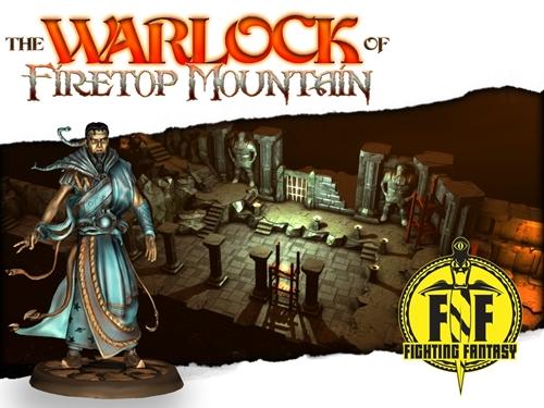 The Warlock of Firetop Mountain (2016/ENG)