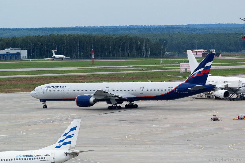 Boeing 777-3M0/ER (VQ-BUC) Аэрофлот 0056_D804493