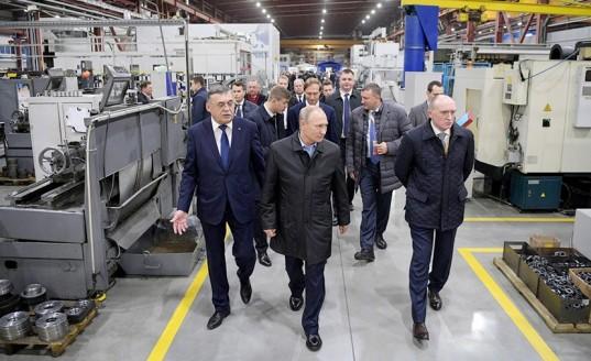 Путин рассказал о предпосылках к снижению ключевой ставки ЦБ