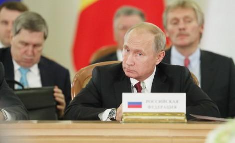 Путин выступил за ускорение переговоров о зонах свободной торговли