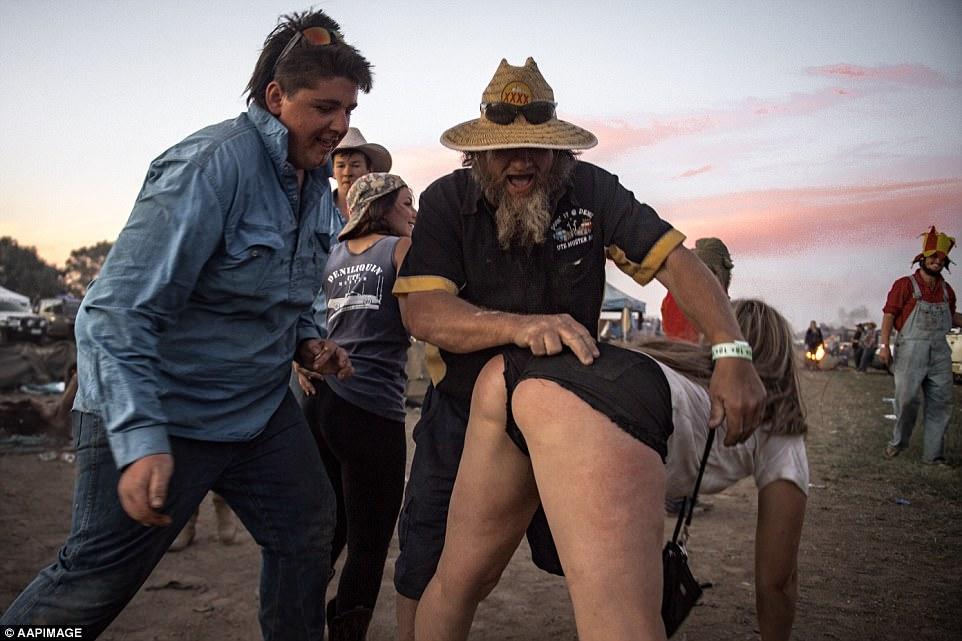 Deni Ute Muster 2017 в Австралии