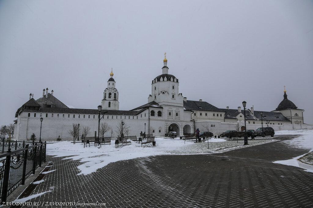 Уникальный остров-град Свияжск