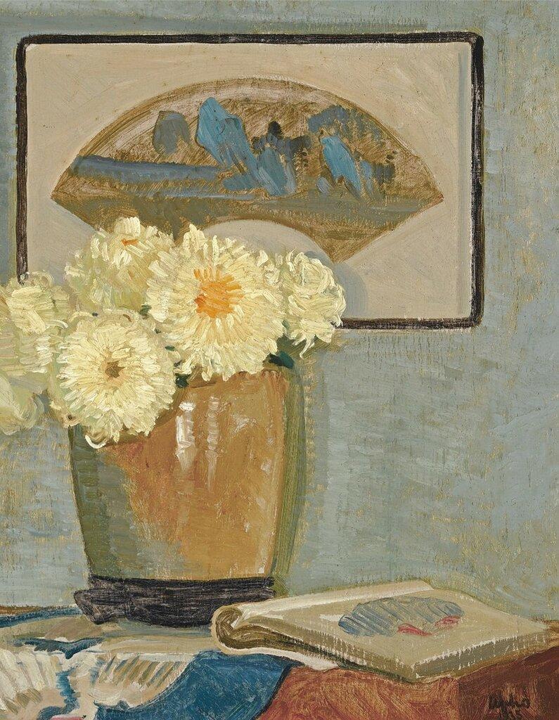 Натюрморт с любимой вазой. 1935. 62 х 49.5 см..jpg