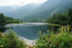 Малое Соболиное озеро