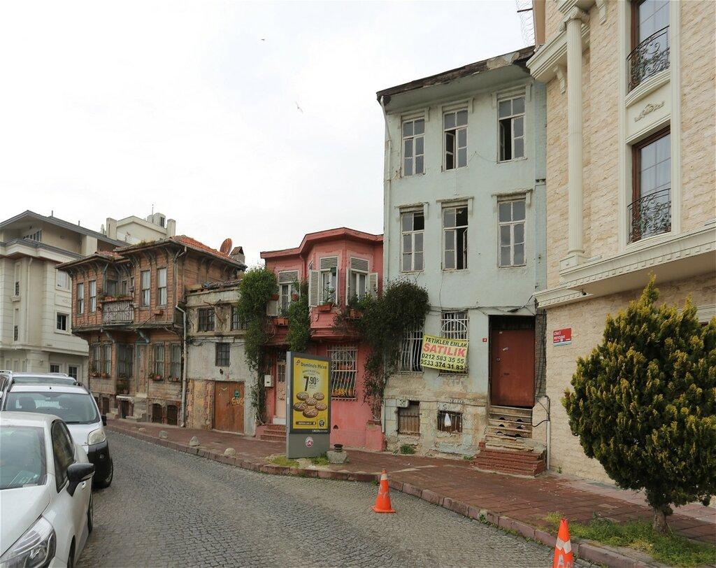 Стамбул. Площадь Чинчи (Cinci Meydanı)