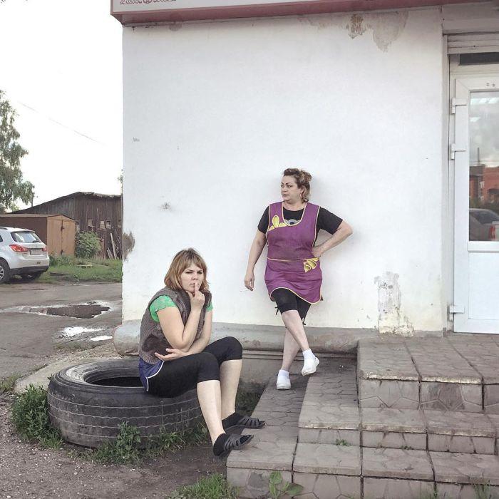 0 18133a e227dec7 orig - Фотовыставка о жизни в провинции