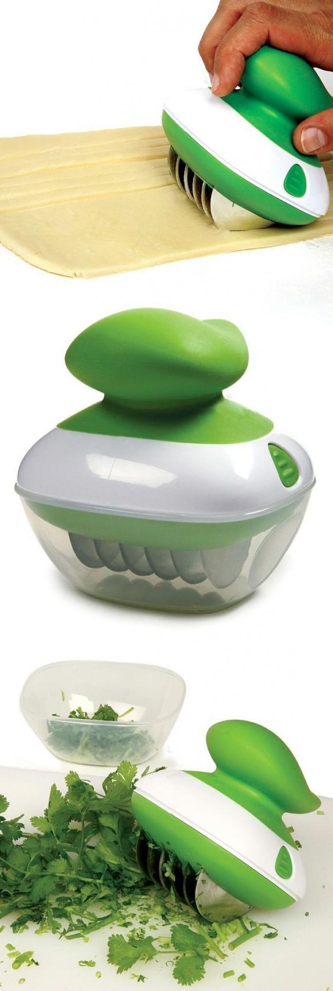 © amazon  Ручной слайсер быстро ировно разрежет мягкие продукты, фрукты иовощи. Особенно удо