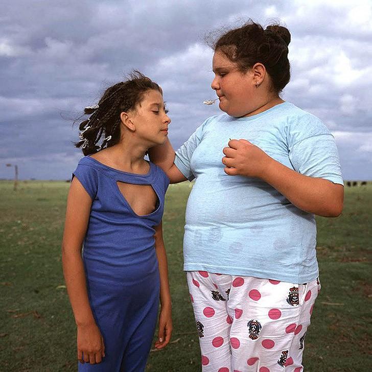 12. Голубая одежда, 2000