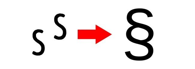 © Pixabay     Этот знак часто встречается вучебниках иразного рода документах, обознача