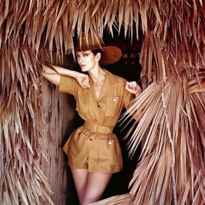 89-летняя Дафна Селф считается самой пожилой профессиональной моделью в мире. Она начала свою карьер