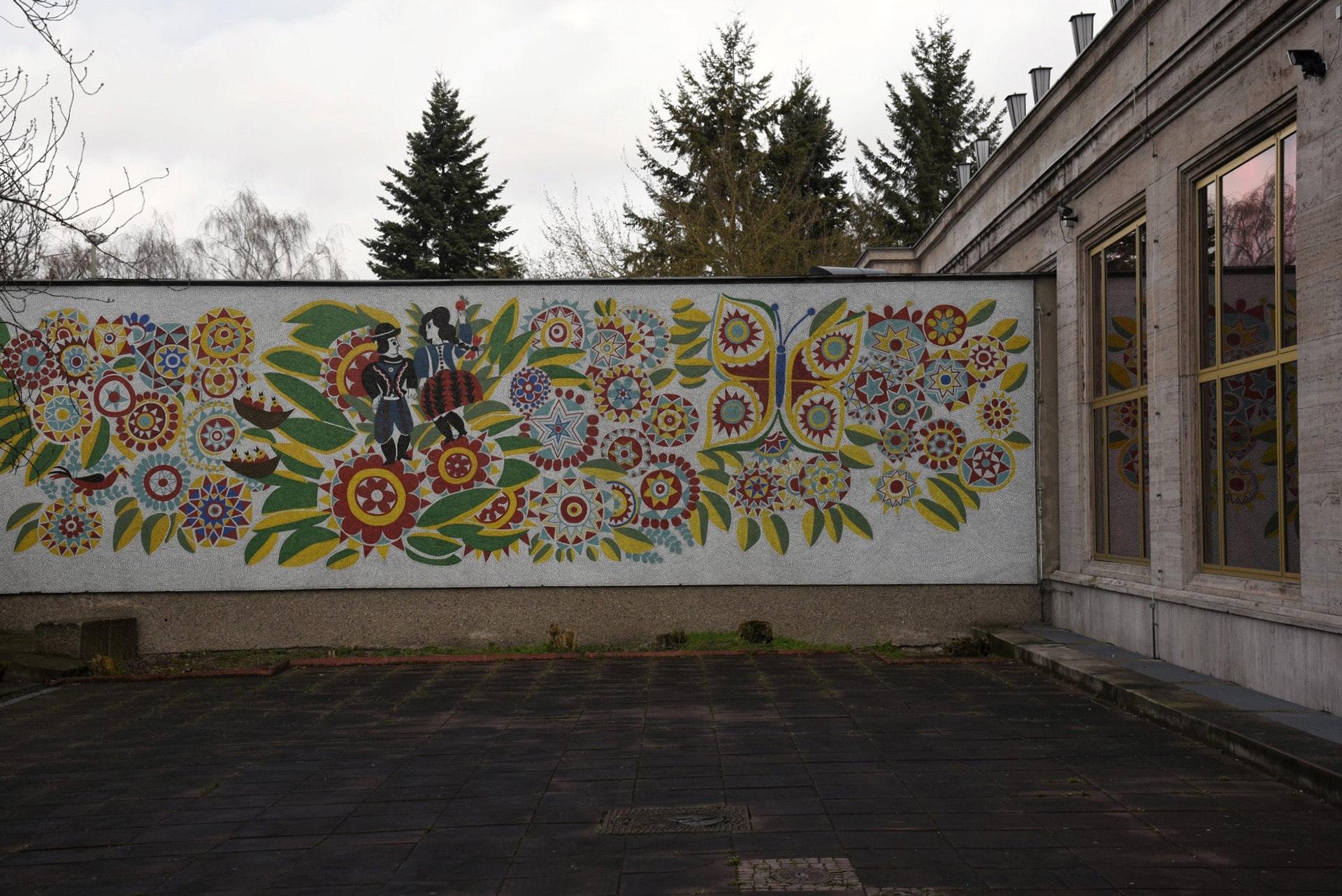 «Функхауз Берлин». С 1956 по 1990 год в здании «Функхауз» размещалась восточнонемецкая радио