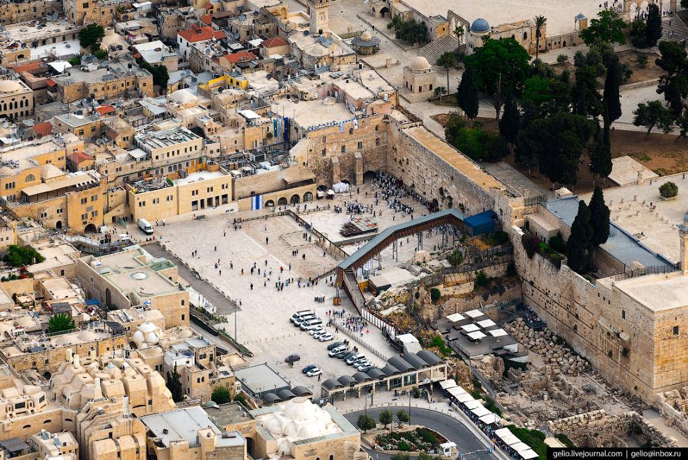 17.  Христианский квартал . Древний Иерусалим — святой город сразу для трёх мировых р