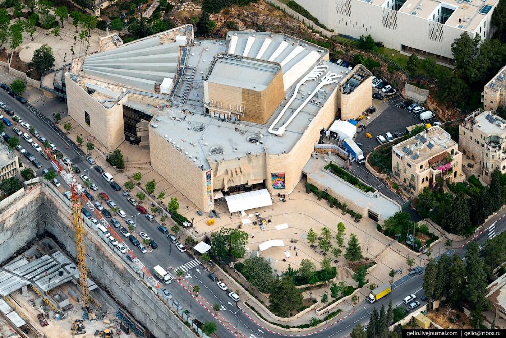 59. Парк «Мини-Израиль». Экспозиция состоит из более 350 макетов самых известных зданий и достоприме