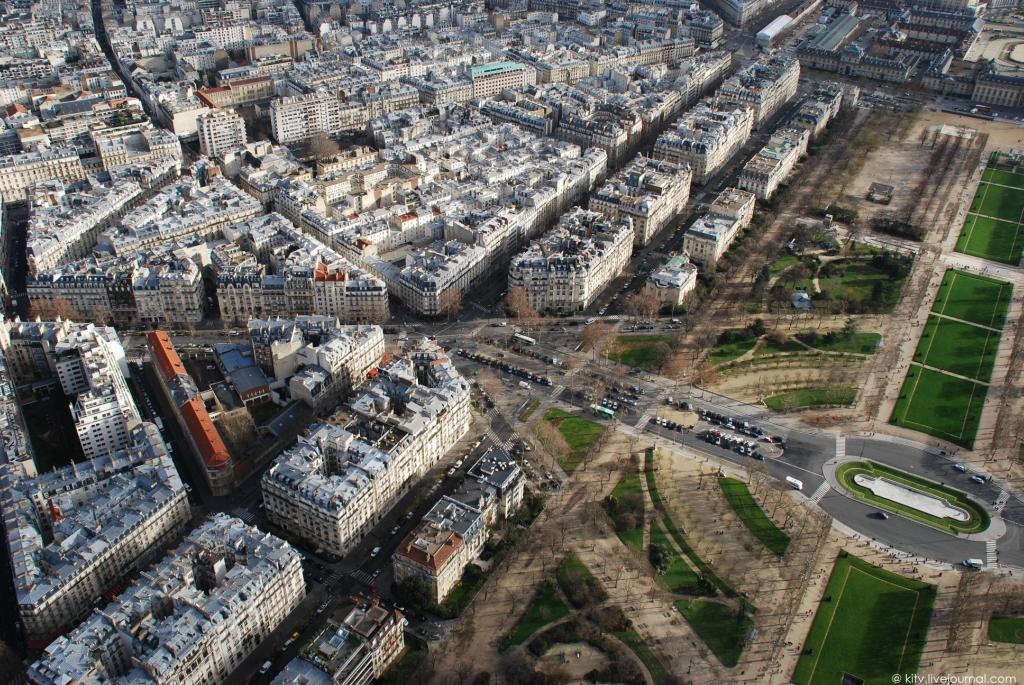 29. Геометрия Парижа.
