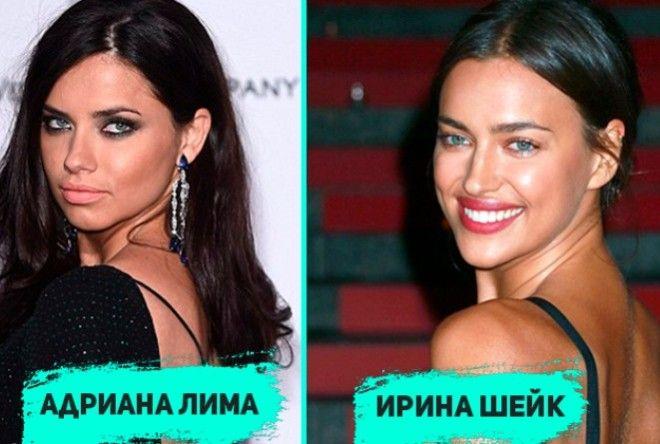 Даже не верится: модели, которые похожи друг на друга (10 фото)
