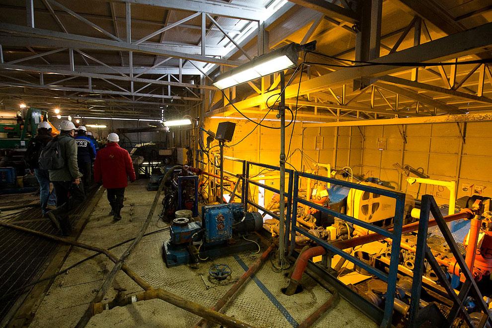 Жилой комплекс для вахтовых рабочих газоперерабатывающего завода: