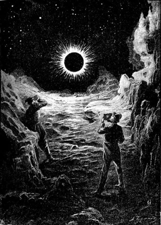фото 4 - иллюстрация Солнечное затмение на Луне.jpg