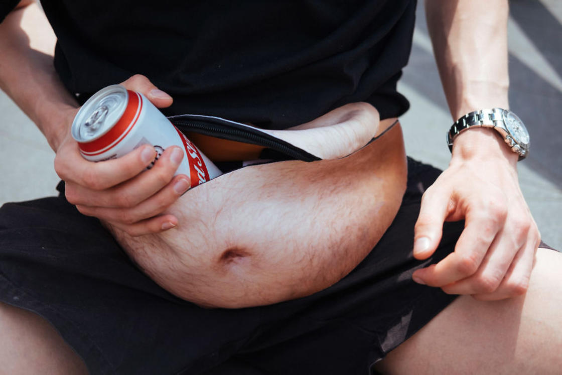 Dadbag – There's no need to drink beer to get a Dadbod (11 pics)
