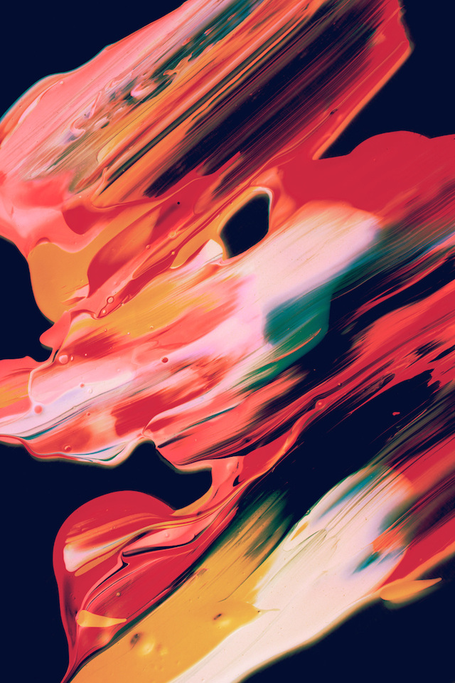 Abstract Digital Paintings by Sam Chirnside