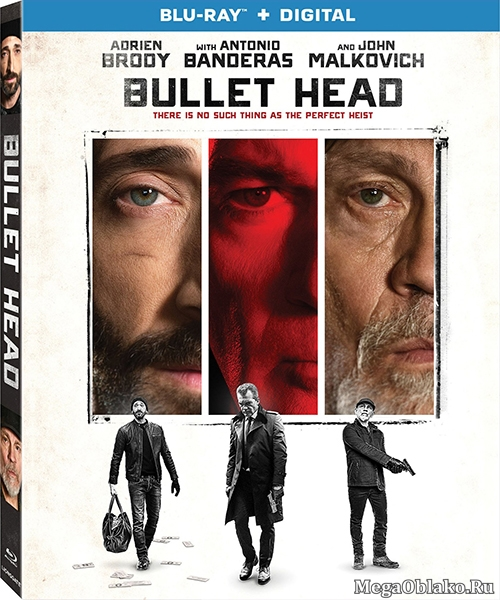 Цепной пёс / Bullet Head (2017/BDRip/HDRip)