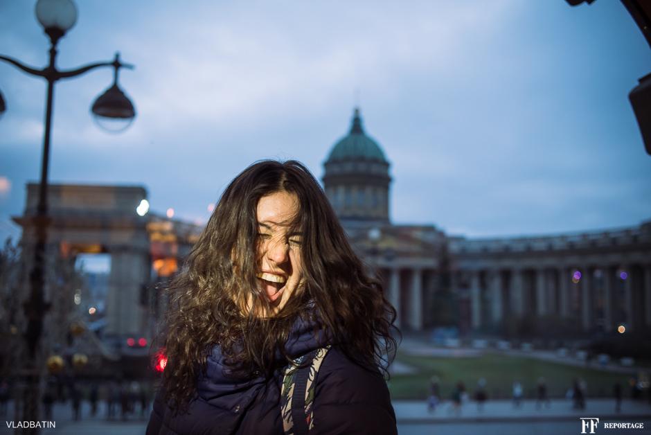20171123 Уральская девушка в Северной Столице